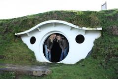 Hobbits in Hobbiton