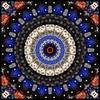 Runes (Lyle58) Tags: dice abstract geometric circle fun die kaleidoscope mandala symmetry gaming numbers fantasy gamer zen harmony reflective symmetrical balance dd circular kaleidoscopic kaleidoscopes dados roleplaying kaleidoscopefun chessex multisideddice kaleidoscopesonly brandyshaul genconindy2008