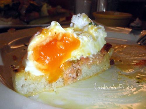 燻鮭魚班尼克蛋