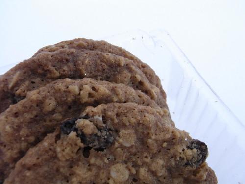 09-05 oatmeal raisin cookie