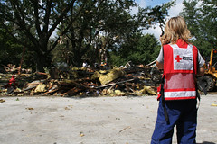 6 september. (littlepretty) Tags: debris disaster dat frankfort houseexplosion americanredcrossofgreaterchicago resonse arcgc
