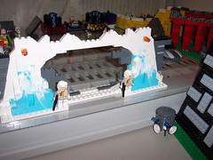 011-Republic-Base (Brick_Alchemist) Tags: set starwars lego troopers legos jedi minifigs custom clone base droid spareparts astromech droids moc speeders clonetroopers jeditemple