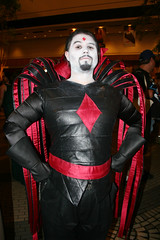 DragonCon 2008 154 (Foenix) Tags: costumes atlanta xmen convention marvelcomics dragoncon mistersinister dragoncon2008 nathanielessex nathanmilbury