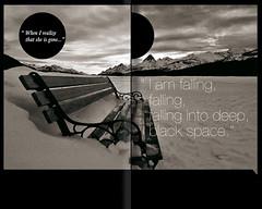 research / page two ([GW] GrafikWar) Tags: ushuaia design typo miseenpage henrimiller grafikwar facundosantana designedforemo