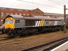 66305 (mike_j's photos) Tags: class66 fastline 66305