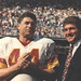 John Riggins and Joe Theisman