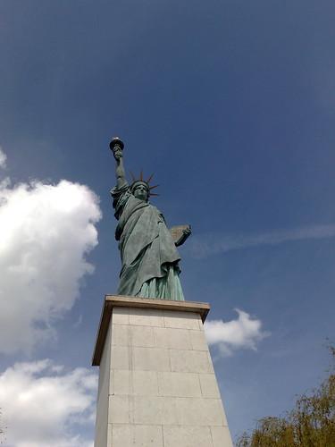 Petite Lady Liberty