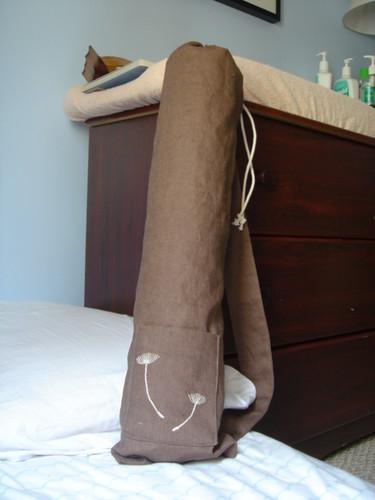 yoga bag for teresa