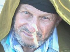 Marrakchi. (Daniel Tardif) Tags: portrait man smile face expression morocco marrakech sourire glance visage regard