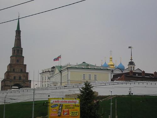 Казанский кремль ©  khawkins33