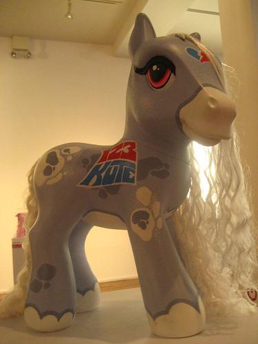 Klor (123 Klan)'s Pony Figure