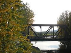 Puente antes de llegar a Houston
