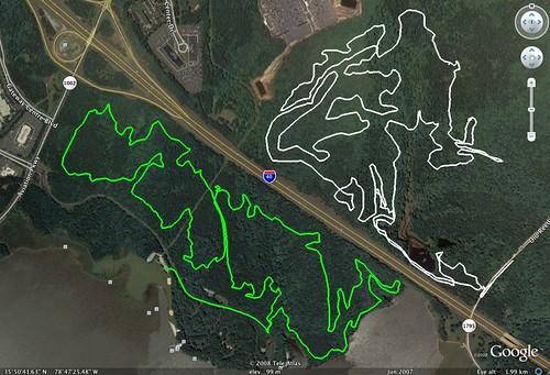 MTB trails 20080921