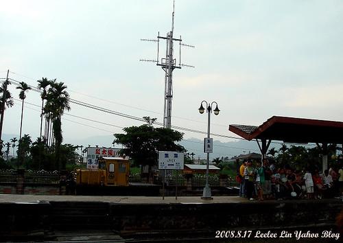 集集車站火車好多節活動|CK124老火車頭|南投集集旅遊景點