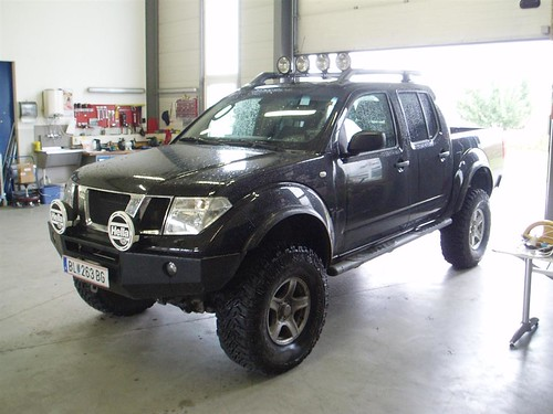 Emu 180 S Navara Expedition Portal