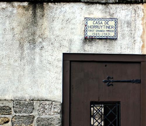 Casa De Horruytiner