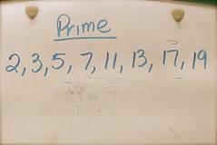 Prime numbers!