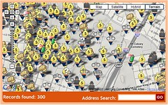 University of Texas Crimes Map - Ucrime.com