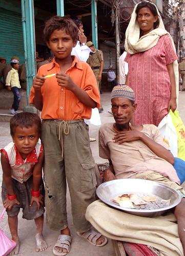 Eid Mubarak, Old Delhi