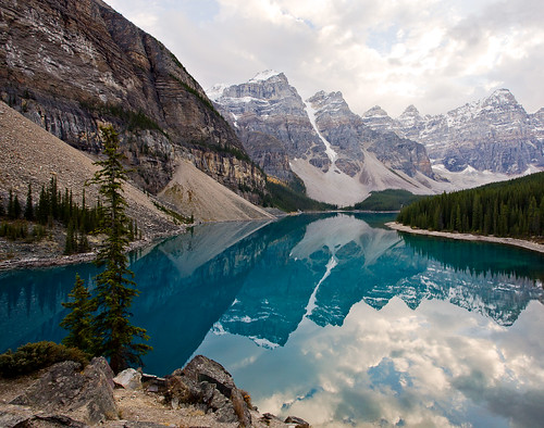 Moraine Lake (revisited)