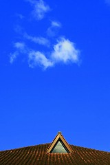 (Jorge Silva [katafrakta]) Tags: blue sky azul arquitetura architecture canon skies cu miksang joinvillesantacatarinabrasil