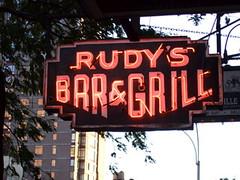 Midtown Happy Hour: Rudy's