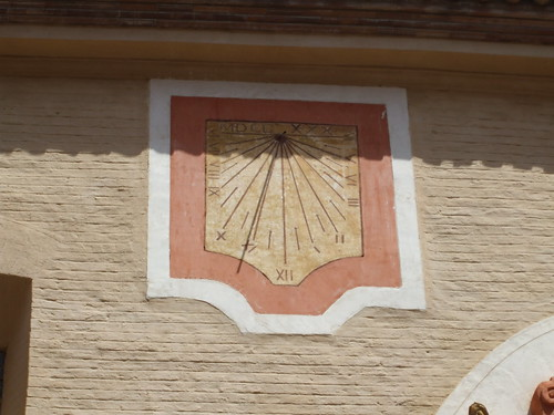 Reloj de San José.