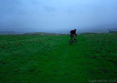 The Great British Holiday (Superlekker) Tags: uk england cold rain weather cycling wind mountainbike mtb uphill rugged northyorkshire yorkshore
