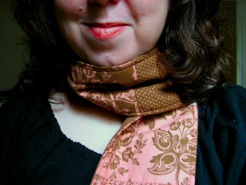 Kathy's scarf
