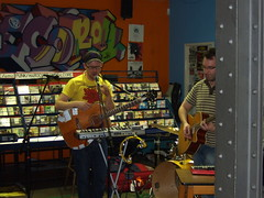 In The City 2008 - Magic Arm @ Piccadilly Records