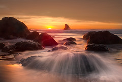Spill Over On The Oregon Coast (Repost) (kevin mcneal) Tags: searchthebest