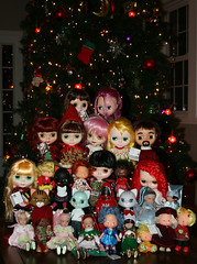 Happy Holidays from all of us here at Sunny Blythe Towers