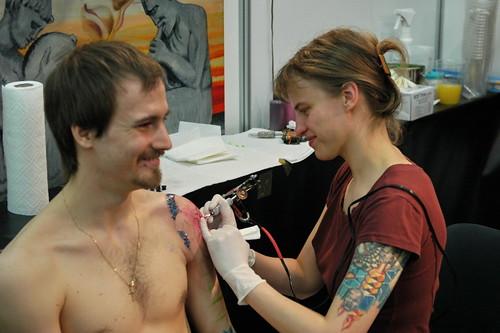 tattoo convention frankfurt 2008