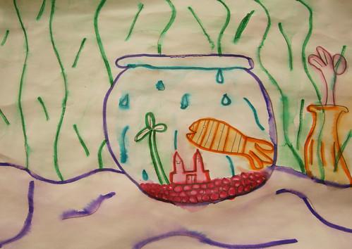 Payton fish bowl