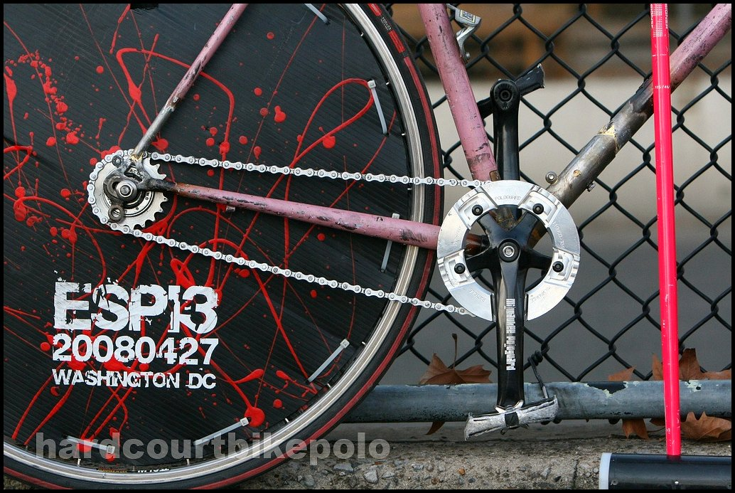 Mark polo bike 3 milwaukee pologuard