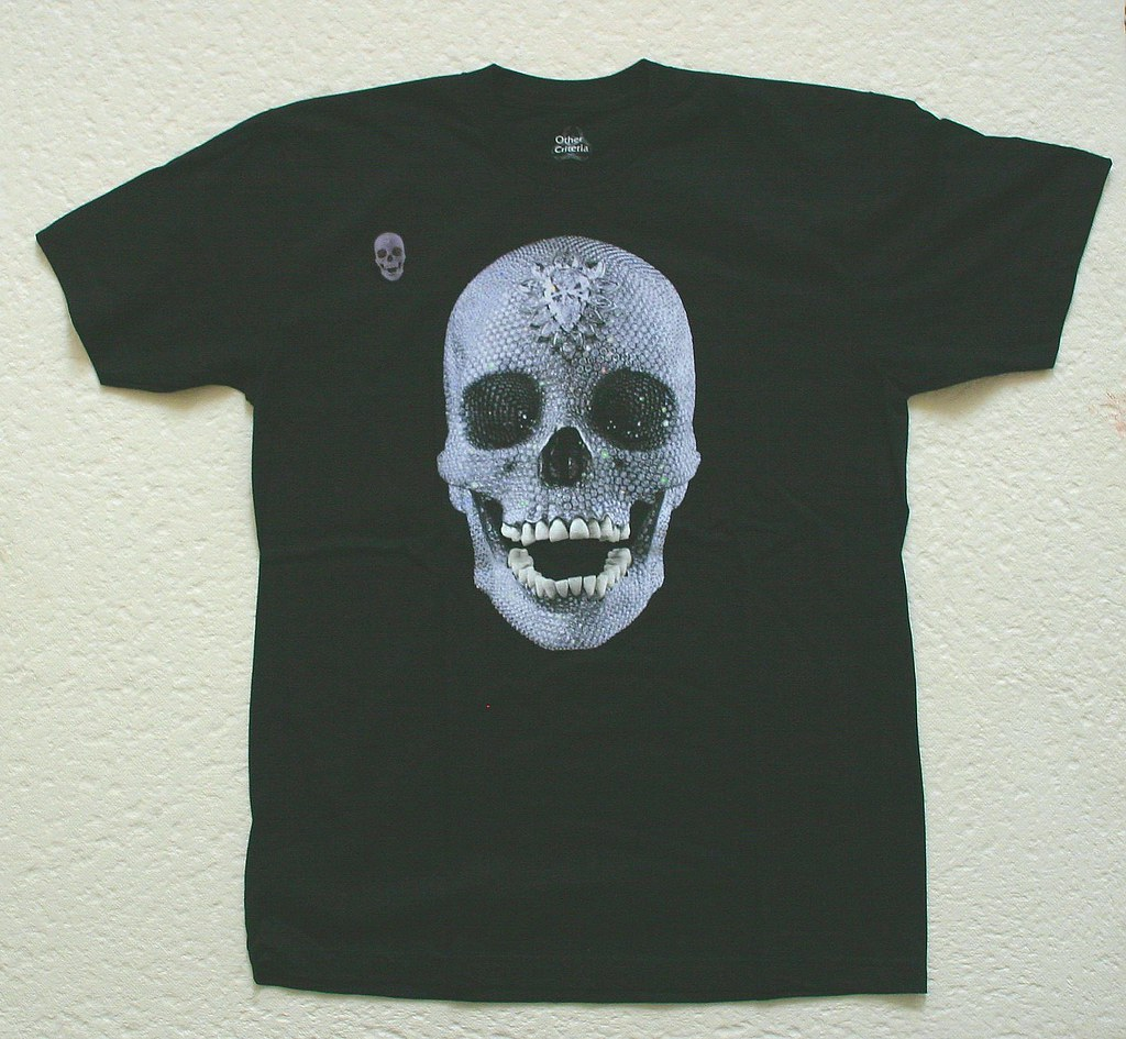 Damien Hirst T-Shirt.