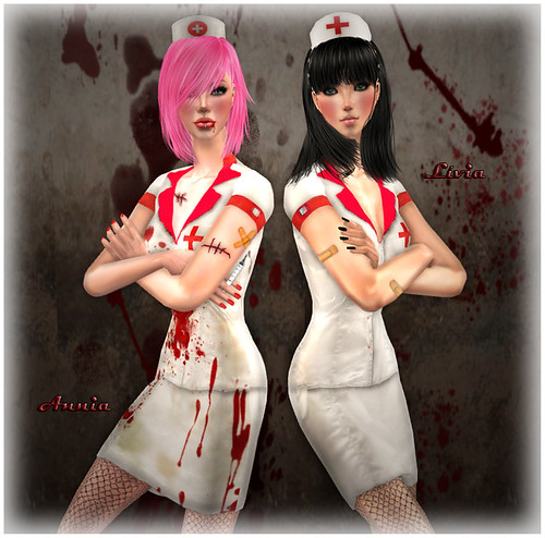 Bad VS Good Nurse by a l e ..