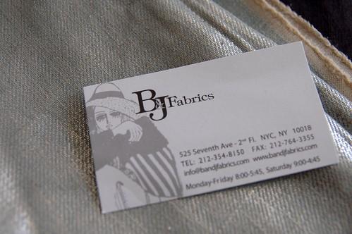 B & J Fabrics