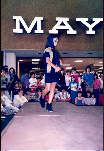 May Company Fashion Show - 1985