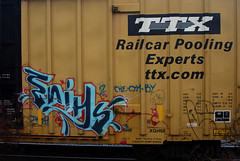 Enyhs on TTX (All Seeing) Tags: irish by graffiti shine zee che zombies left tbox ttx ase twb whistleblower mrleft