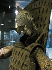 armure Karibati profil (museumdetoulouse) Tags: museum musée toulouse casque armure midipyrenees midipyrénées jambière muséumdetoulouse karibati grandesfonctions