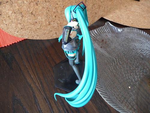 Hatsune Miku figure GSC