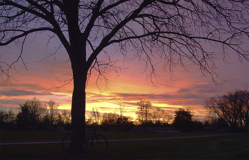 2008-December-Sunset