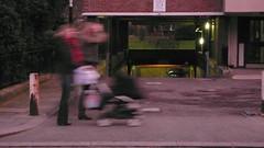 Pram, Council Block, London, Dusk in Fulham Road P1060122 (mansionmedia simon knight) Tags: london film television design unguessed tv media chelsea research kensington guesswherelondon finance southkensington fulhamroad kensingtonandchelsea gwl elmpark simonknight mansionmedia simonaknight elmparkgardens elmparkhouse