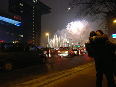 New Year's Eve in Rotterdam