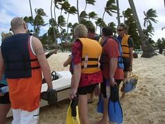 Alles klar (Günter Hentschel) Tags: meer urlaub punta freunde puntacana atlantik palmen karibik islasaona domrep dominikanischerebublik sonnesand