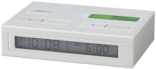 Jetlag alarm clock at the design museum