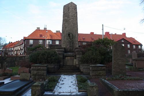 Charles Felix Lindbergs grav