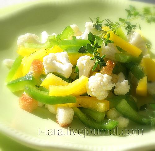 x300 овощной салат потребуется: 450 г замороженных овощей.