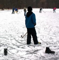 Ice Hockey (jochen) Tags: ice hockey munich nymphenburg